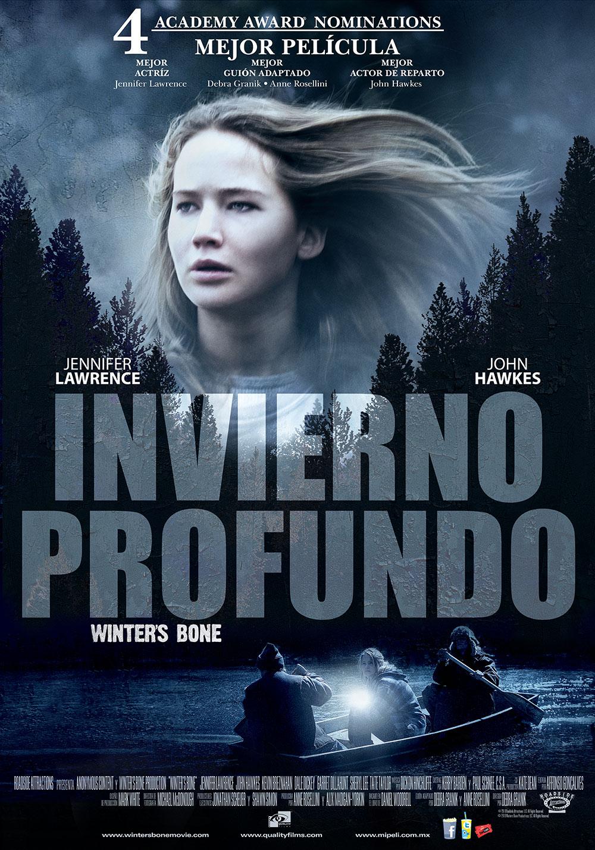 Amarok films - Poster Invierno Profundo