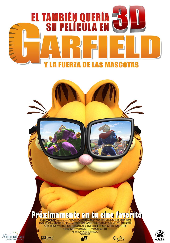 Poster - Garfield