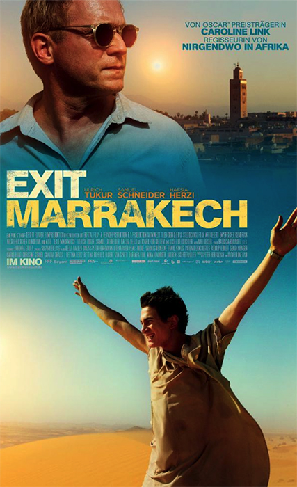 Poster - Exit Marrakesh