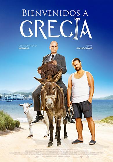 bienvenidos a grecia